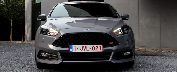 Rijtest - Ford Focus ST Diesel - Header