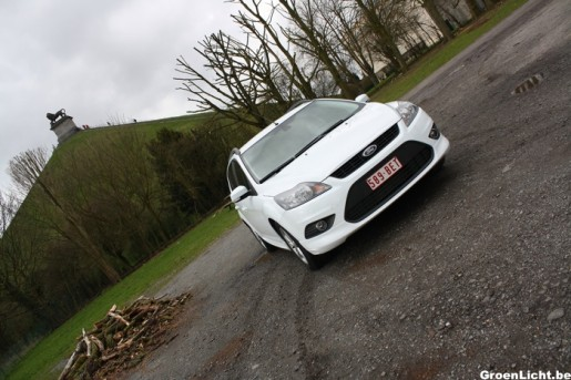 Rijtest Ford Focus econetic
