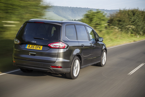 Rijtest - Ford Galaxy 2015 04