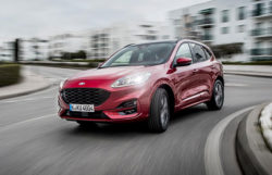 Kort Getest: Ford Kuga 2.5i Plug-in Hybrid (2020)