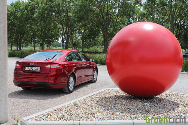 Rijtest - Ford Mondeo MY2015 - 09
