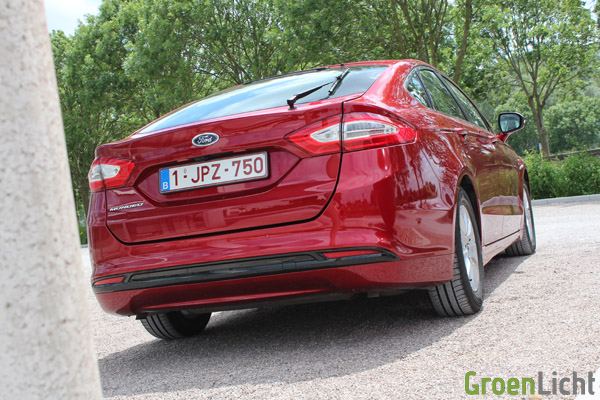 Rijtest - Ford Mondeo MY2015 - 10