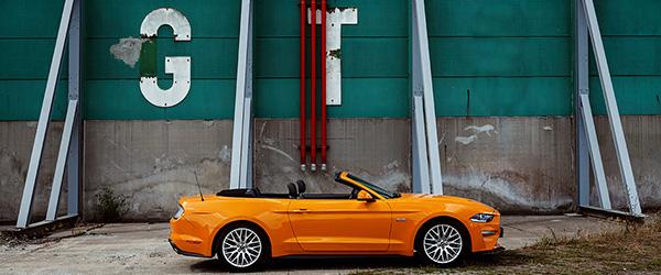 Rijtest: Ford Mustang GT 5.0 V8 Convertible facelift (2019)
