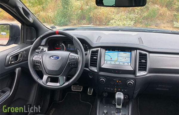Rijtest: Ford Ranger Raptor 2.0 EcoBlue 231 pk pick-up (2019)