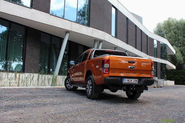 Rijtest - Ford Ranger Wildtrak - 01