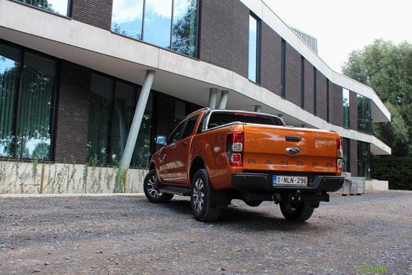 Rijtest - Ford Ranger Wildtrak - 01
