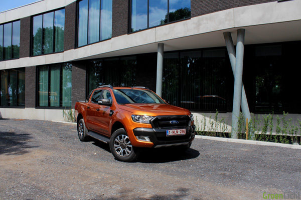 Rijtest - Ford Ranger Wildtrak - 05