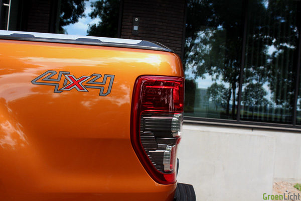Rijtest - Ford Ranger Wildtrak - 07