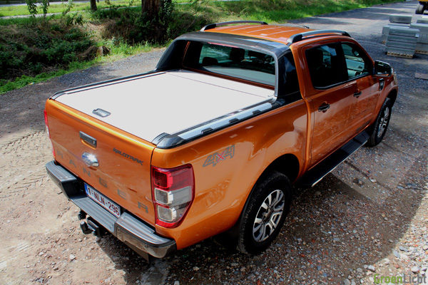 Rijtest - Ford Ranger Wildtrak - 08
