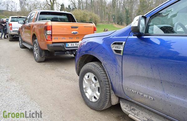 Rijtest: Ford Ranger facelift (2015)