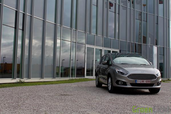 Rijtest - Ford S-Max 2015 05