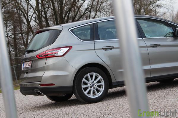 Rijtest - Ford S-Max 2015 10