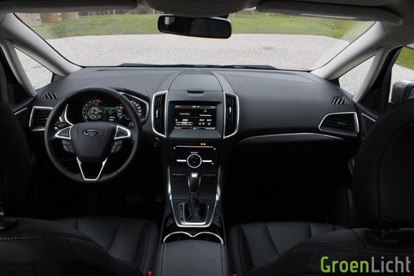 Rijtest - Ford S-Max 2015 15