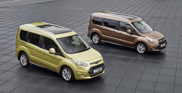 Rijtest - Ford Tourneo Connect - 1