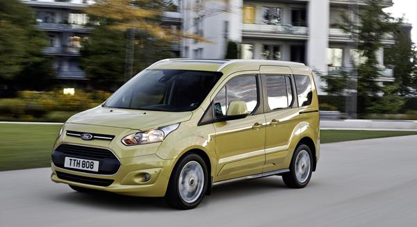 Rijtest - Ford Tourneo Connect - 3