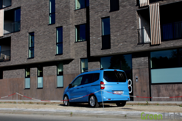 Rijtest - Ford Tourneo Courier 03