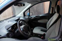 Rijtest - Ford Tourneo Courier 12