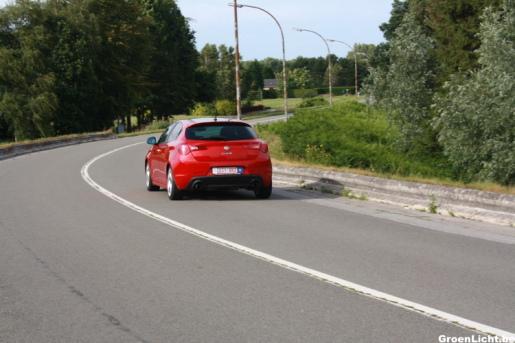 Rijtest Alfa Romeo Giulietta QV Quadrifoglio Verde