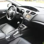 Rijtest Honda Civic 2012