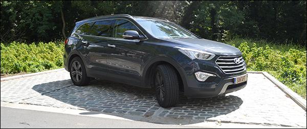 Rijtest: Hyundai Grand Santa Fe 2.2 CRDi