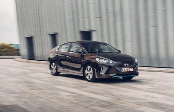 Rijtest Hyundai IONIQ 1.6 GDi Plug-in Hybrid PHEV (2017)