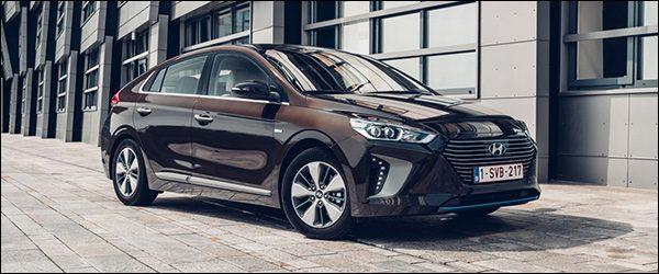 Rijtest: Hyundai IONIQ 1.6 GDi Plug-in Hybrid (2017)