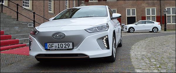 Hyundai ioniq prijs belgie