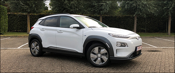 Rijtest: Hyundai Kona Electric 64 kWh EV crossover 204 pk 2020)