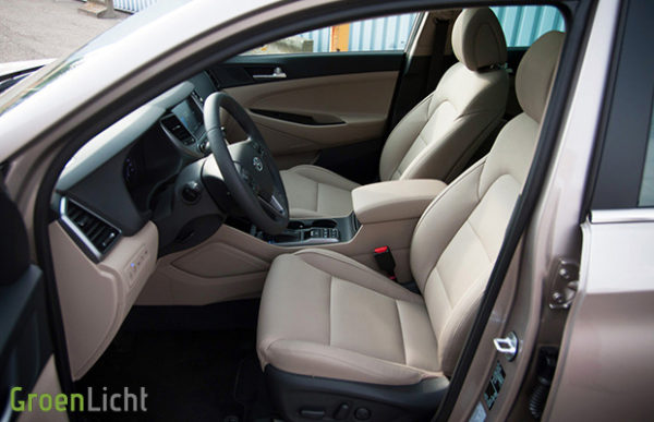 Rijtest: Hyundai Tucson 1.7 CRDi DCT 7 Executive