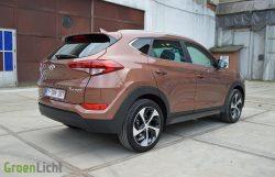 Rijtest: Hyundai Tucson SUV 1.7 CRDi 115 pk (2016)