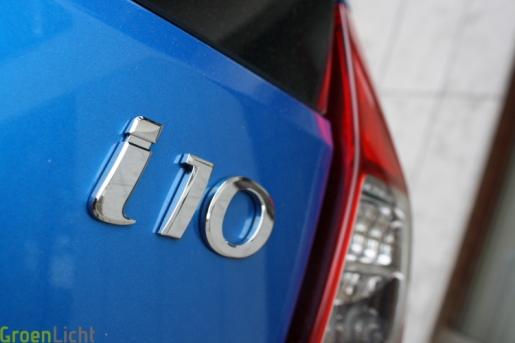 Rijtest Hyundai i10