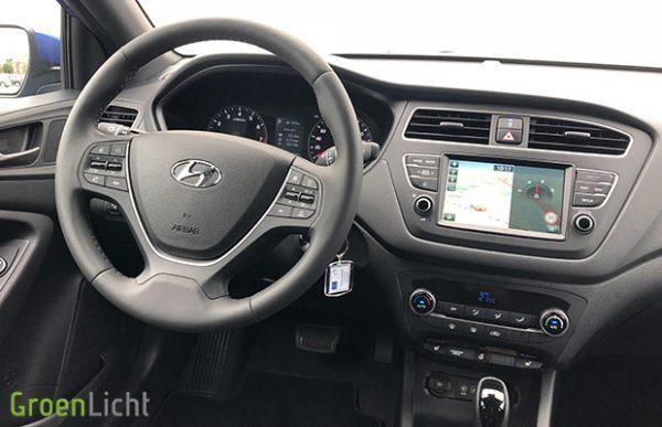 Kort Getest: Hyundai i20 1.0 T-GDi facelift (2018)