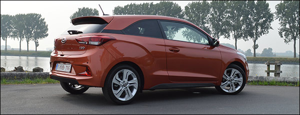 Kort Getest: Hyundai i20 Coupé