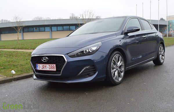 Kort Getest: Hyundai i30 Fastback (2018)