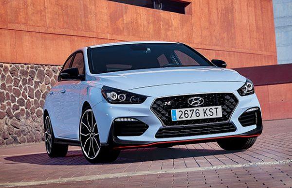 Kort Getest: Hyundai i30 Fastback N 275 pk (2019)
