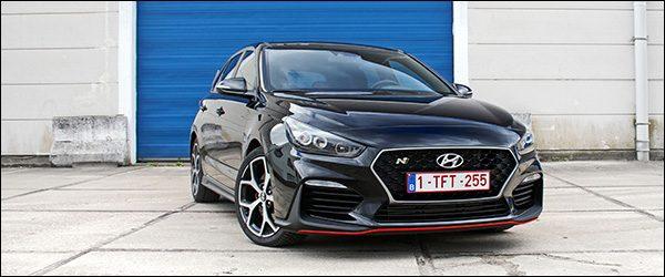 Rijtest: Hyundai i30 N 250 pk (2017)