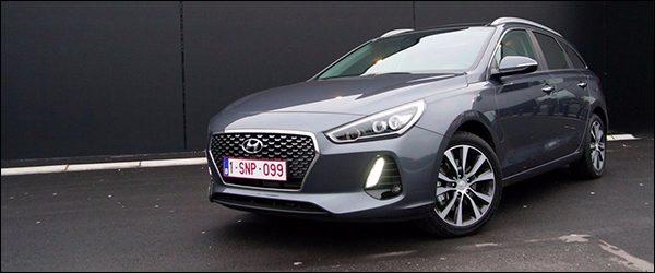 Rijtest: Hyundai i30 Wagon 1.6 CRDi DCT 136 pk (2017)