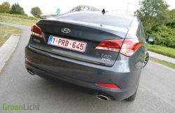 Rijtest Hyundai i40 Sedan 1.7 CRDi DCT 7 facelift (2015)