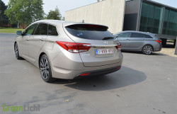 Kort Getest: Hyundai i40 Wagon facelift CRDi