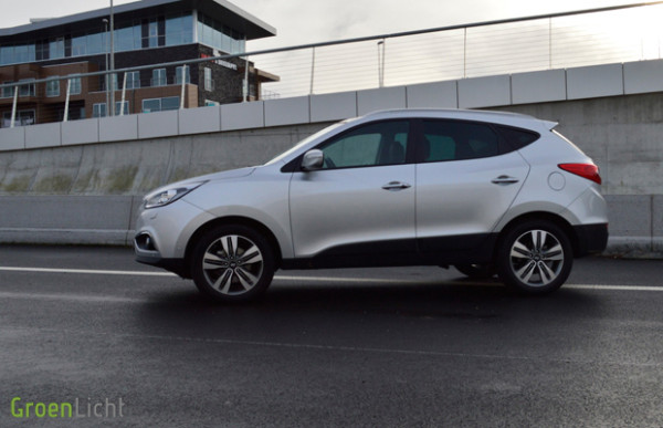 Rijtest: Hyundai ix35 2.0 Executive 2013