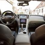 Rijtest: Infiniti Q50 S Hybrid / 2.2 D