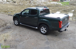 Rijtest: Isuzu D-Max LSX 2.5D 2013 Mountain Top