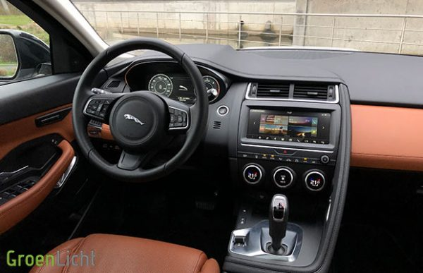 Rijtest: Jaguar E-Pace D180 AWD (2018)