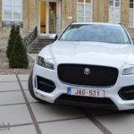 Rijtest: Jaguar F-Pace 2.0d R-Sport SUV