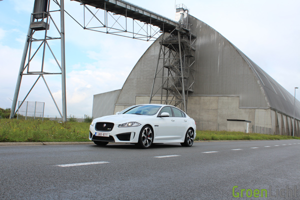 Rijtest - Jaguar XFR-S Rijtest - Review 01