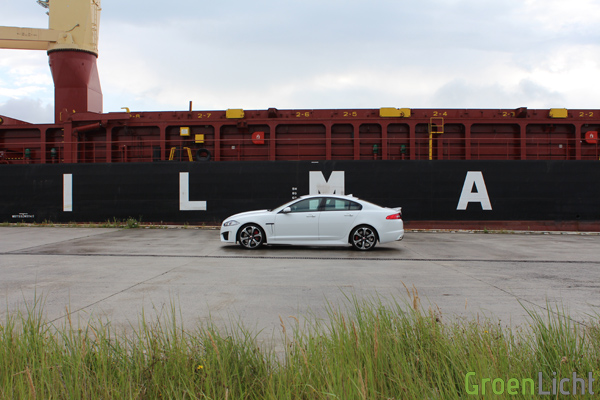 Rijtest - Jaguar XFR-S Rijtest - Review 08