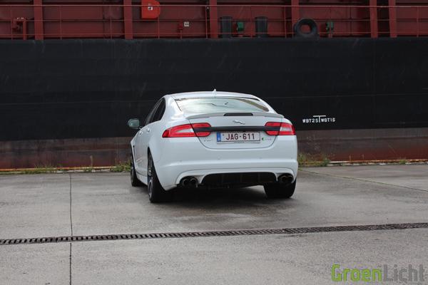 Rijtest - Jaguar XFR-S Rijtest - Review 10