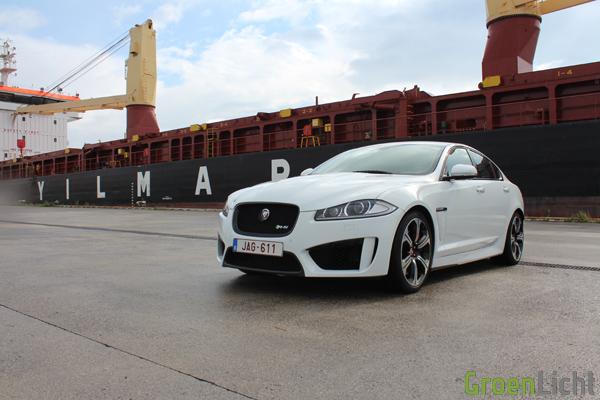 Rijtest - Jaguar XFR-S Rijtest - Review 12