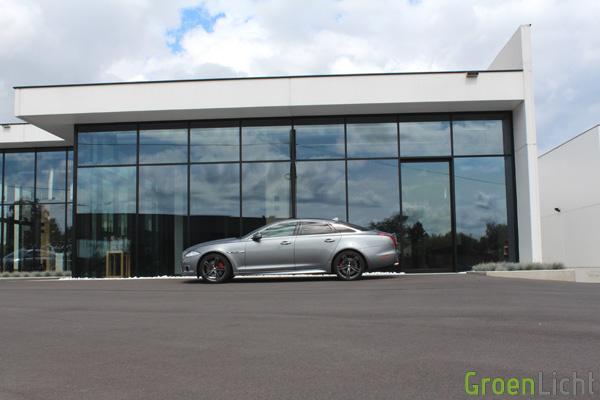 Rijtest - Jaguar XJR 06