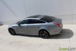 Rijtest - Jaguar XJR 10